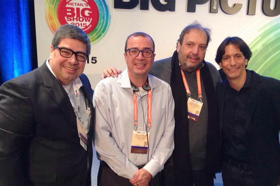 Marcos Serrano na 104a NRF Big show