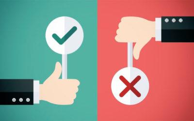 Você sabe usar a autocrítica?