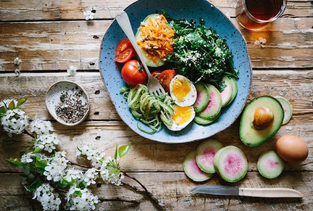 Você já pensou que sua alimentação pode influenciar seu trabalho?