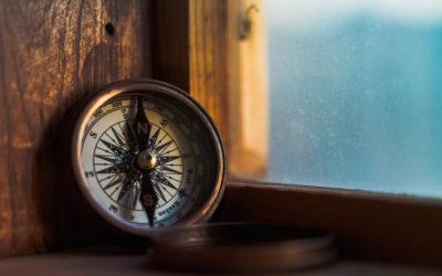 A importância dos valores e princípios como bússola pessoal na gestão de carreira